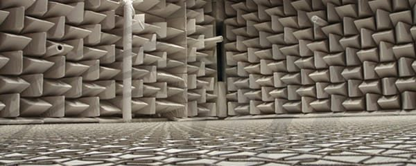 Fully Anechoic Chamber