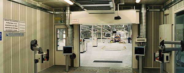 Engine Test Cells