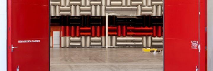 Super Noise-Lock® Acoustic Doors
